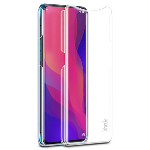 Imak Hard Shell Crystal Case for Oppo Find X - Clear / Transparent